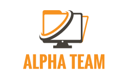 logo ALPHA TEAM